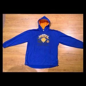 NY Knicks Pullover Hoodie Youth XL 18/20